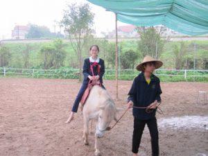 cưỡi ngựa era house