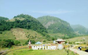 happy land mộc châu